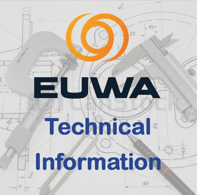 EUWA ES-1.08 English - Safety and service instructions for the use of wheel, in particular car wheels