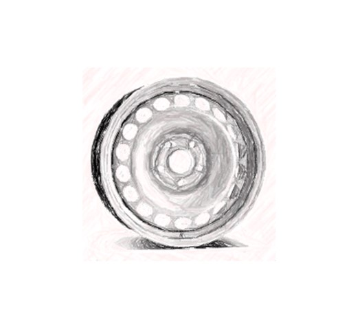 Car Steel Wheels